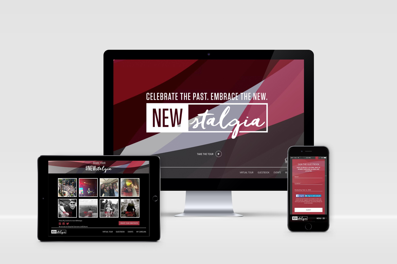 The MyNewstalgia.com website also received a Silver